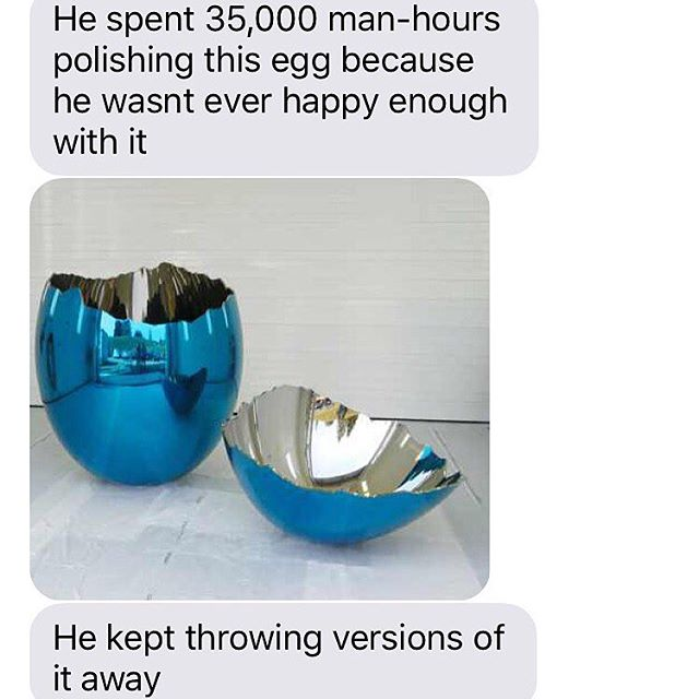 Iain on Koons